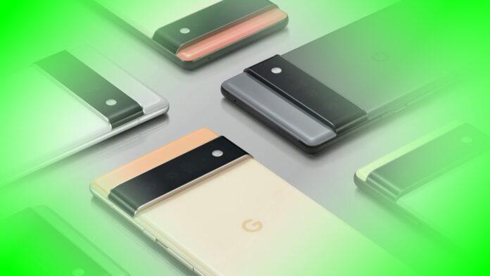Pixel 6 peut devancer Samsung dans la mise à jour d'Android